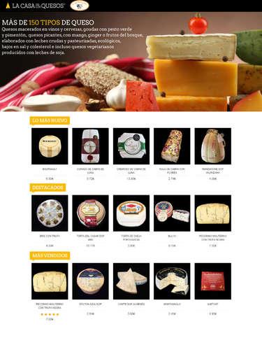 Más de 150 tipos de queso- Page 1