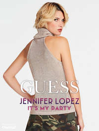 Jennifer Lopez. It's my party