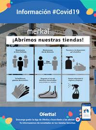 Información Merkal #covid19