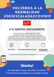 A tu servicio, genuinamente - #Desescalada #Covid19
