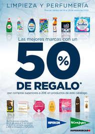 50% de regalo