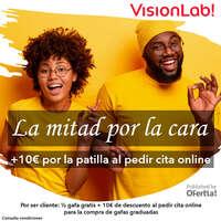 Media gafa gratis + 10€ de descuento 🔥