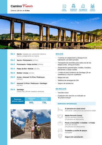 Camino de Santiago 2021- Page 1