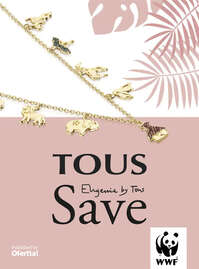 Eugenia by Tous. Save