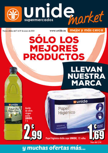 Sólo los mejores productos llevan nuestra marca- Page 1
