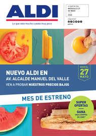Nuevo ALDI en Av. Alcalde Manuel del Valle