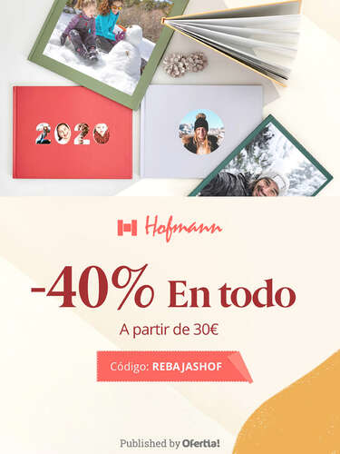 40% en todo a partir de 30€- Page 1