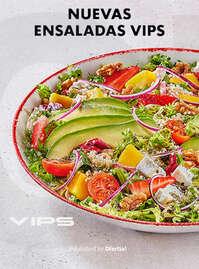 Nuevas ensaladas Vips 🥗