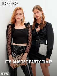It's almost party time!