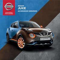 Accesorios Nissan Juke