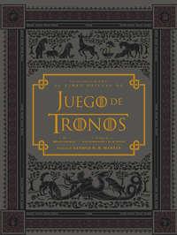 Libro oficial Juego de Tronos