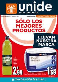 Sólo los mejores productos llevan nuestra marca