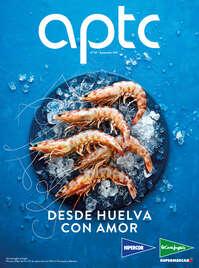 Desde Huelva con amor 🦐