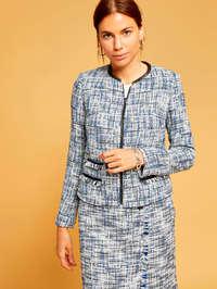 Lady in Tweed