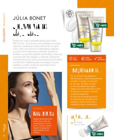 Júlia Cosmetics- Page 1