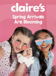 Spring Arrivals are blooming