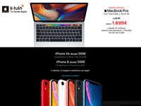 k-tuin, tu tienda Apple