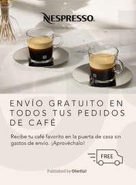 Envío gratuito en todos tus pedidos de café ☕️