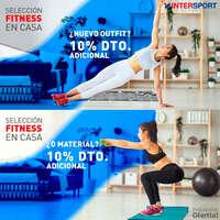 Selección fitness en casa
