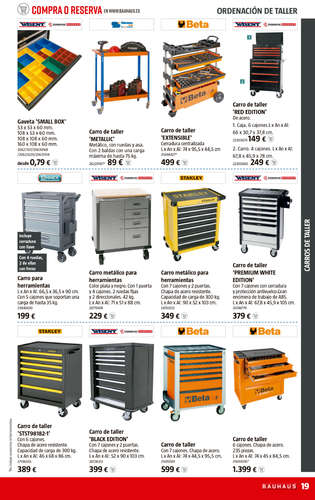 Especial maquinaria- Page 1