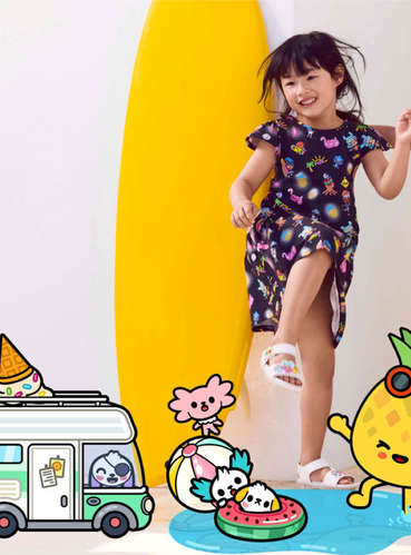 Toca Life x H&M- Page 1