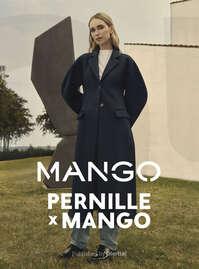 Pernille x Mango