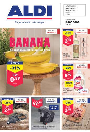 Banana de gran qualitat i al millor preu- Page 1