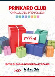 Catálogo de premios Prinkard 2021