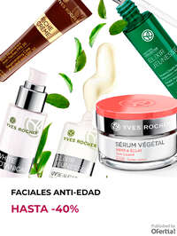 Faciales Anti-Edad