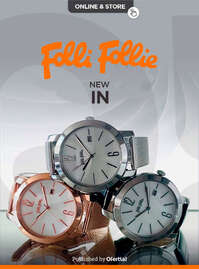 Folli Follie New In