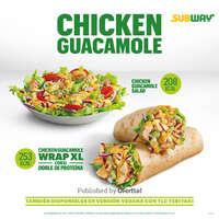 Chicken Guacamole 🥑
