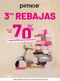 3as Rebajas. Hasta -70%