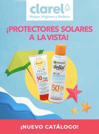 ¡Protectores solares a la vista!