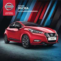 Accesorios Nissan Micra