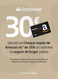 Llévate un Cheque regalo de Amazon.es*
