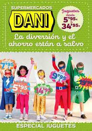 Especial juguetes Dani