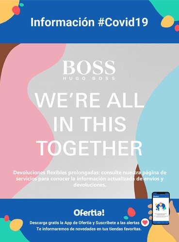 Información Hugo Boss #Covid19- Page 1