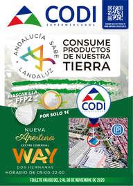 Consume productos de nuestra tierra