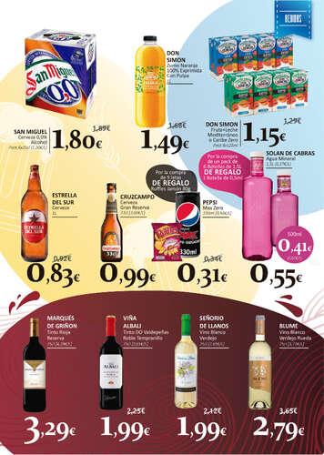Consume productos de nuestra tierra- Page 1