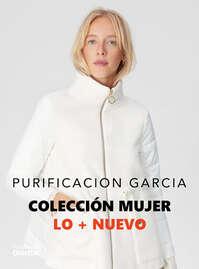 Colección Mujer. Lo más nuevo
