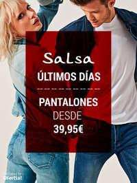 Pantalones desde 39,95€