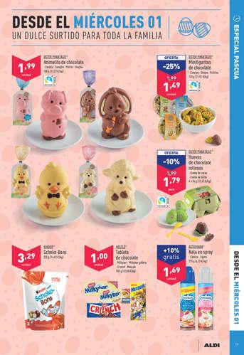 Celebra la Pascua también en casa- Page 1
