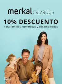 10% dto. para familias numerosas y desempleadas