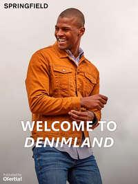Welcome to Denimland