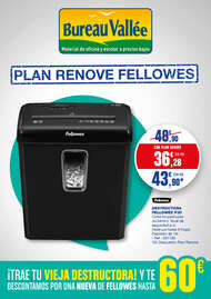 Plan Renove Fellowes