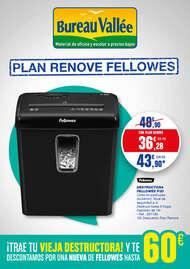Plan Renove Fellowes