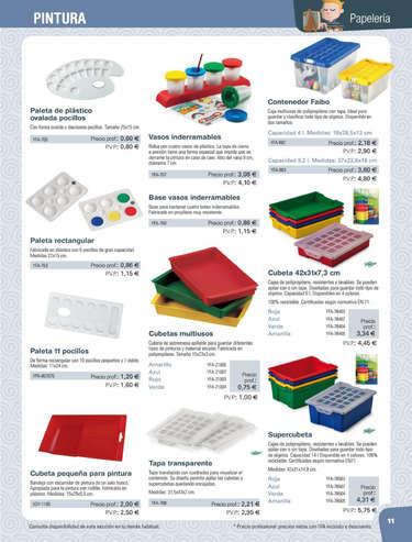 Papelería escolar- Page 1