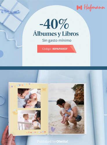 -40% en álbumes y libros- Page 1