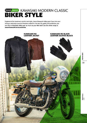 W 800 Classic- Page 1