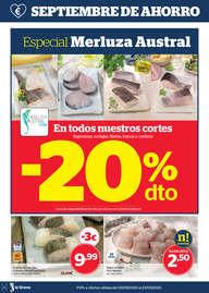 Especial Merluza Austral -20% dto.